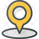 Area Position Pin Icon