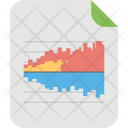 Area Charting Application Icon