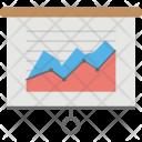 Area Presentation Charting Icon