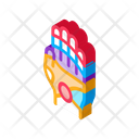 Areas Action Arm Icon