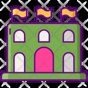 Arena Battle Fight Icon