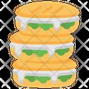 Arepas Icon