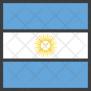 Argentina Argentinian Country Icon