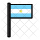 Argentina Country Flag Icon