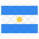 Argentina Country National Icon