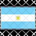 Argentina International Nation Icon
