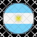 Argentina International Global Icon