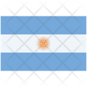Argentina Flag Argentina Flags Icon
