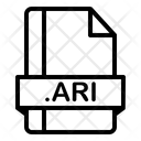 Ari File Icon