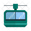 Arial Traffic Sign Icon