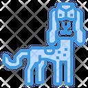 Ariegeois Dog Icon