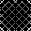 Aries Sign Symbol Icon