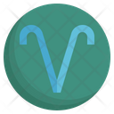 Aries Esoteric Shapes Icon