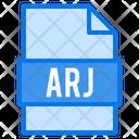 Arj file Icon