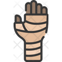 Arm Cast Bandage Health Care Icon