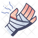 Arm Injury Icon