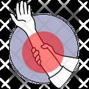 Arm Pain Hand Pain Pain Icon