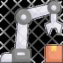 Arm Robot Icon