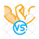 Arm Wrestling Battle Icon