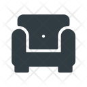 Armchair Chair Lounge Icon