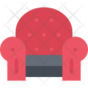 Armchair Seat Chair Icon