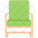 Armchair Chair House Icon