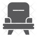 Armchair Furniture Home Icon