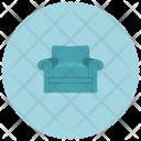 Armchair Sofa Icon