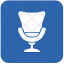 Armchair Rest Airport Icon