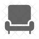 Armchair Sofa Chair Icon