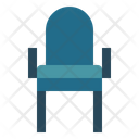 Armchair Chair Decoration Icon