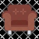 Iarmchair Chair Furniture Icon