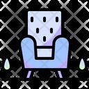 Furniture Comfortable Seat Icon