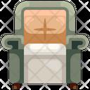 Armchair Sofa Seat Icon