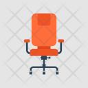 Armchair Chair Furniture Icon