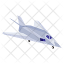 Armed Jet Icon