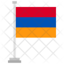 Armenia Country National Icon