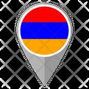Armenia Country Location Location Icon