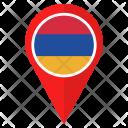 Armenia Flag Icon