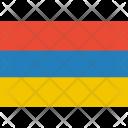 Armenia Flag World Icon