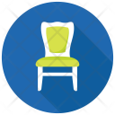 Armless Chair Icon