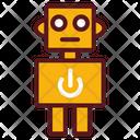 Armless Robot Armless Robot Icon