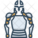 Armor Knight Metal Icon