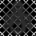 Armor Medieval Knight Icon