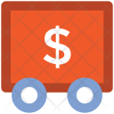 Armored Truck Money Icon