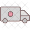 Armored Car Armored Pickup Armored Truck Icon