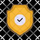 Armored Shield Icon
