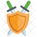 Armour Shield Fighting Icon