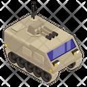 Tank Military Tank Armoured Tank Icon