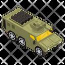 Armoured vehicle Icon